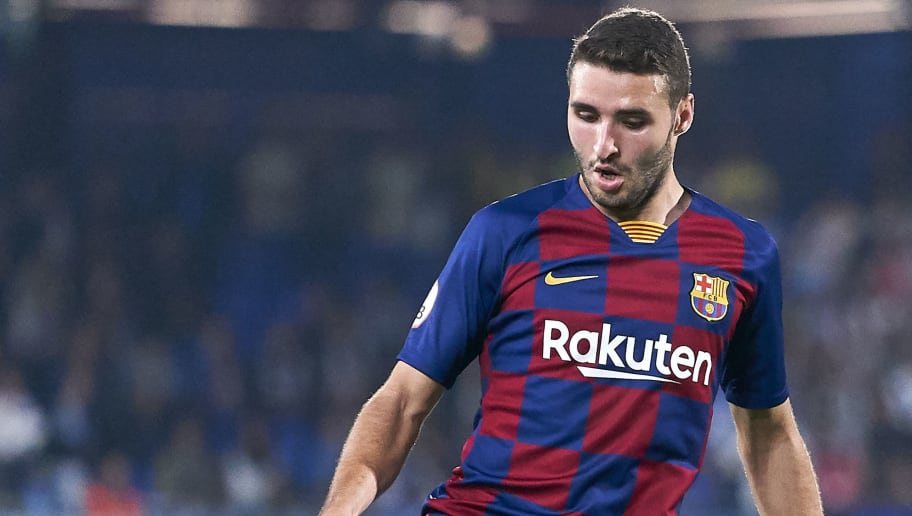 Barcelona Give Green Light for Abel Ruiz to Leave With Sporting CP Interested