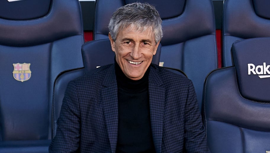Quique Setién Discusses Barcelona Philosophy & Importance of Winning in Style