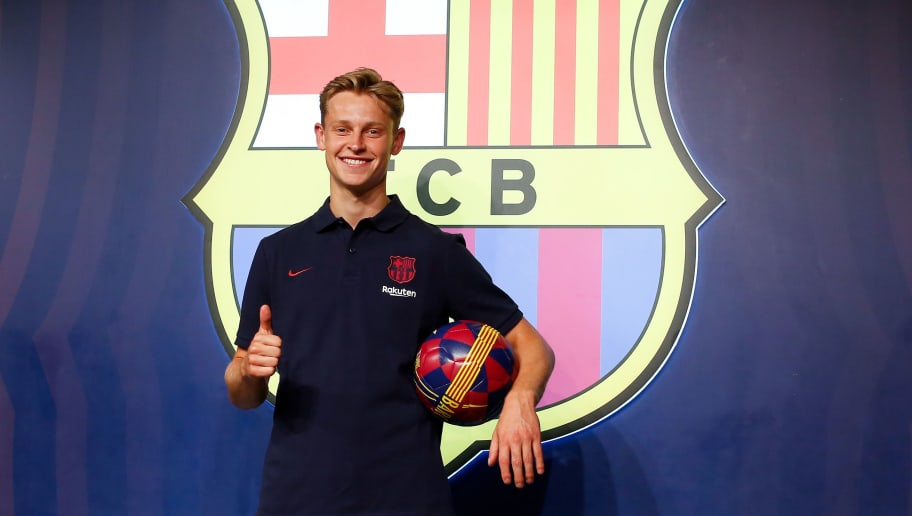 Frenkie De Jong Opens Up On Dream Move To Barcelona Playing With His Idol Lionel Messi 90min