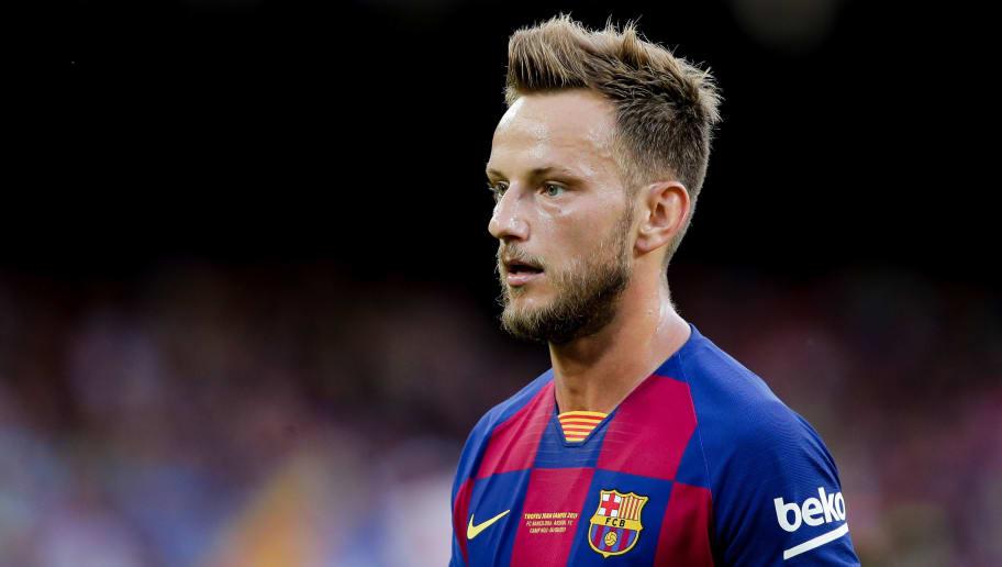 Ivan Rakitić Given Final Decision on January Exit as Barcelona Look to Sell Midfielder