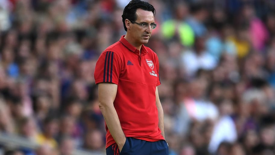Arsenal Manager Unai Emery Suggests That No Further