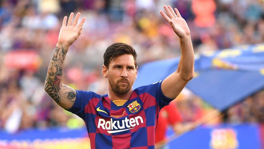 Ernesto Valverde Provides Lionel Messi Injury Update Ahead of La Liga Opener