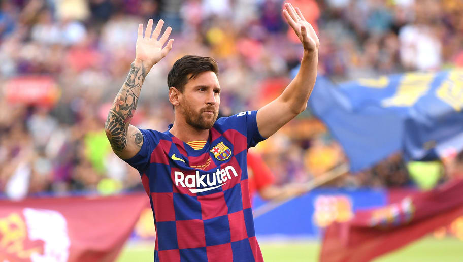 Lionel Messi Misses Barcelona Training Ahead of Real Betis Clash on Sunday