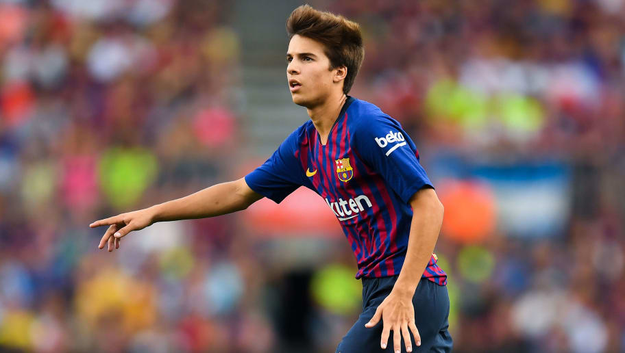 Barcelona Include Youth Stars Riqui Puig & Oriol Busquets in Squad for Supercopa Against Girona