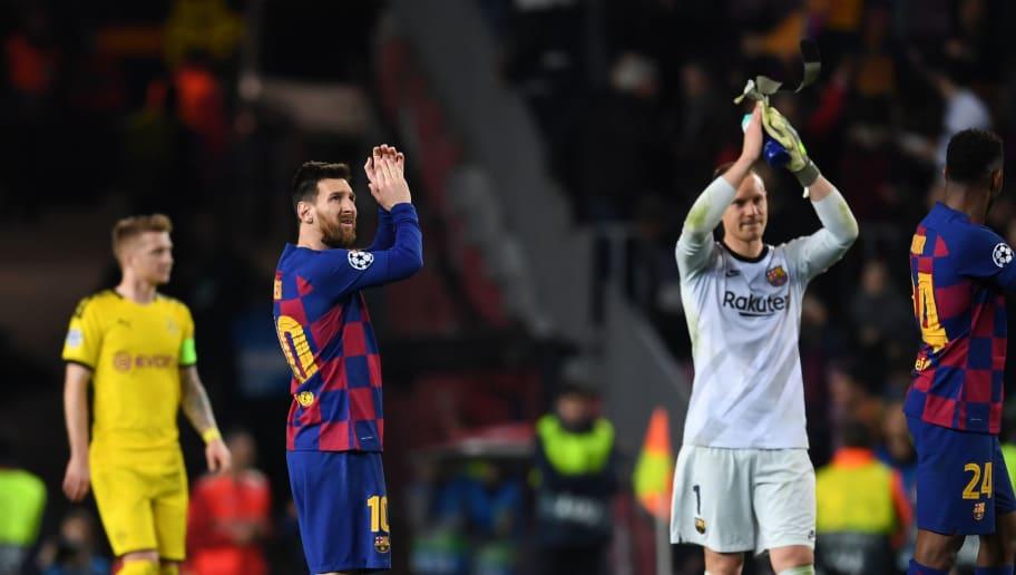 Lionel Messi,Marc-Andre ter Stegen