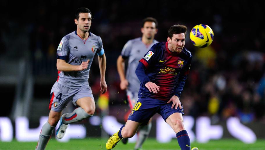 Lionel Messi,Miguel Flano