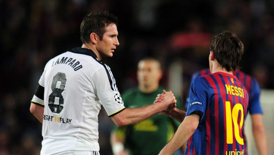 Frank Lampard,Lionel Messi
