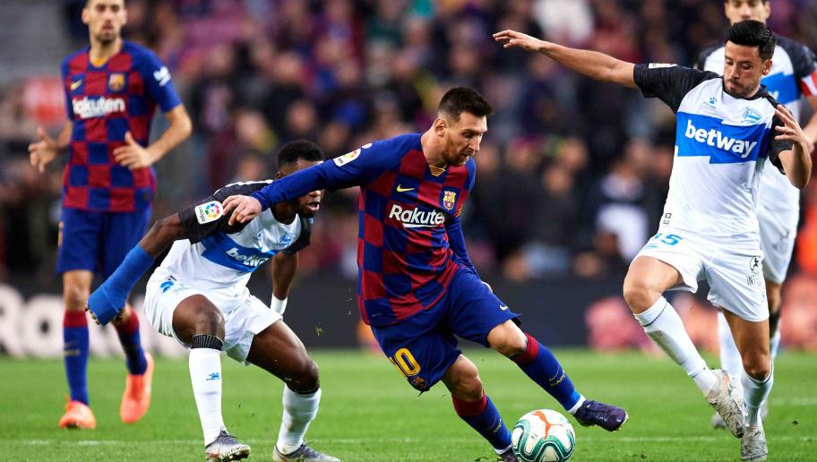 Lionel Messi,Wakaso Mubarak,Javi Munoz