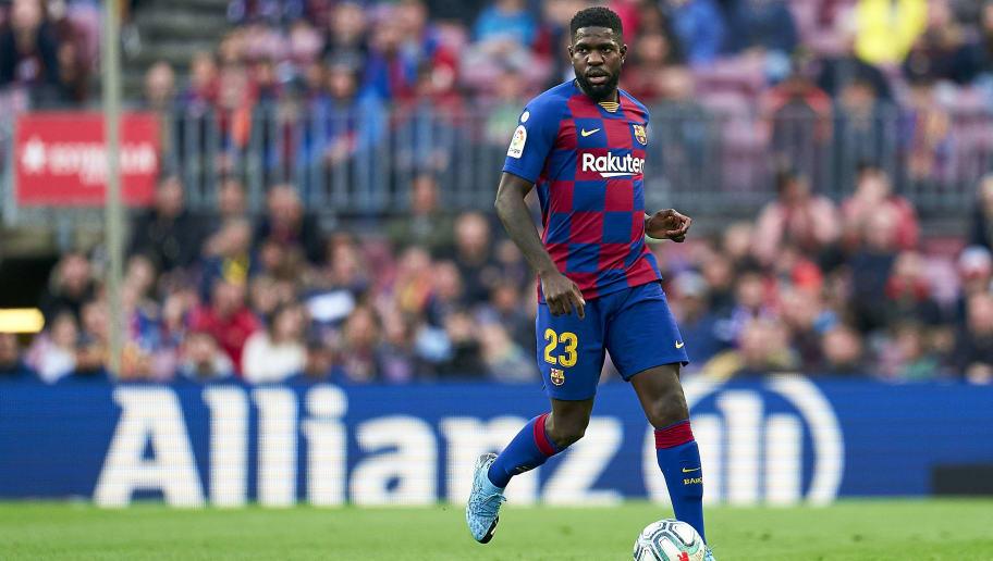 Mercato Barça : Samuel Umtiti courtisé par trois cadors anglais