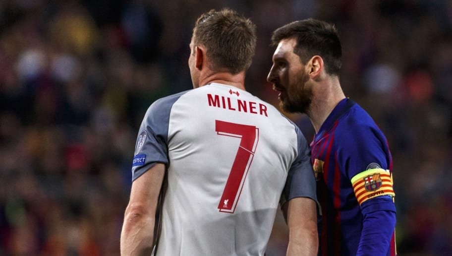 Lionel Messi,James Milner