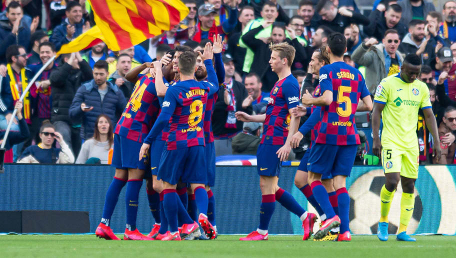 Image result for Barcelona vs Eibar