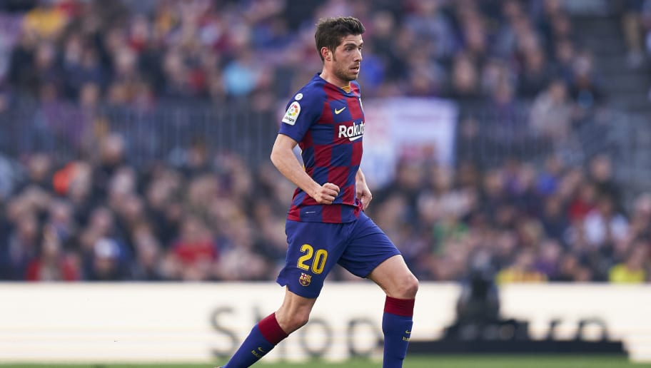 barcelona sergi roberto forced to withdraw from fifa 20 tournament due to sponsorship reasons ht media barcelona sergi roberto forced to
