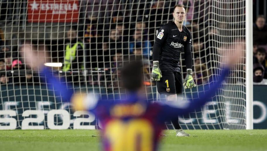 Lionel Messi,Marc Andre Ter Stegen