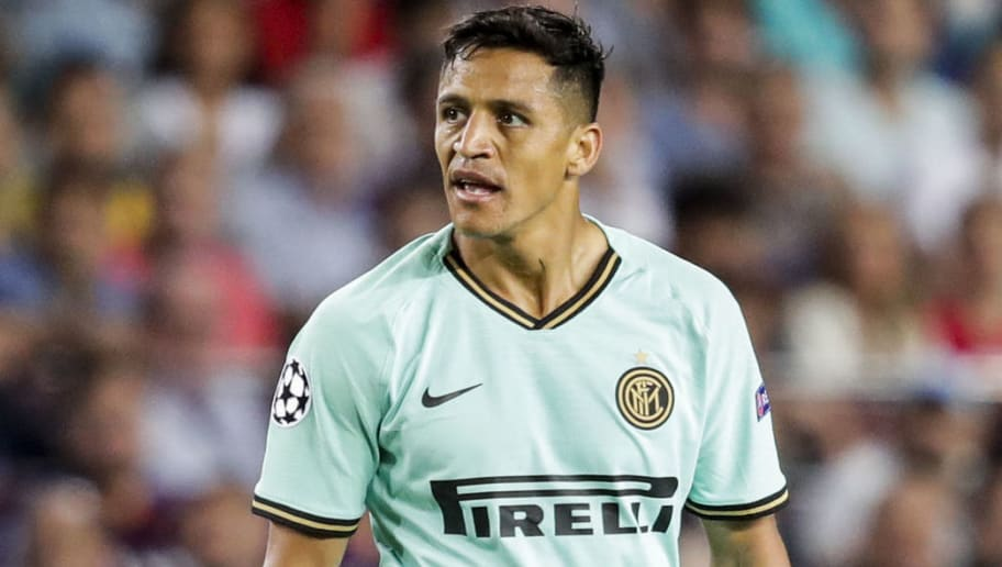 Inter Confirm Alexis Sánchez Has Undergone Surgery on Dislocated Ankle