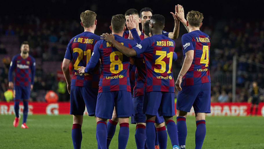 Barcelona vs Levante Preview: How to Watch on TV, Live Stream, Kick Off  Time & Team News | 90min