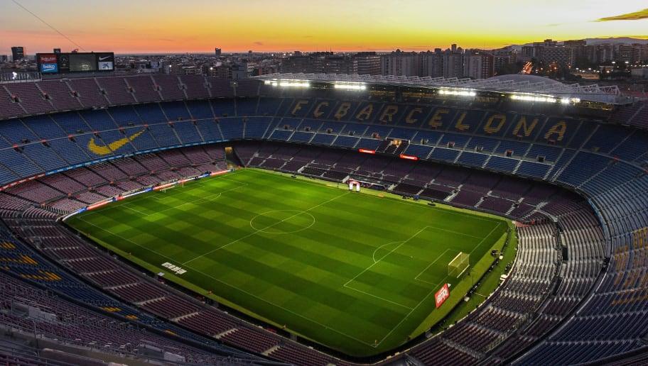 FC Barcelone v Levante UD - La Liga