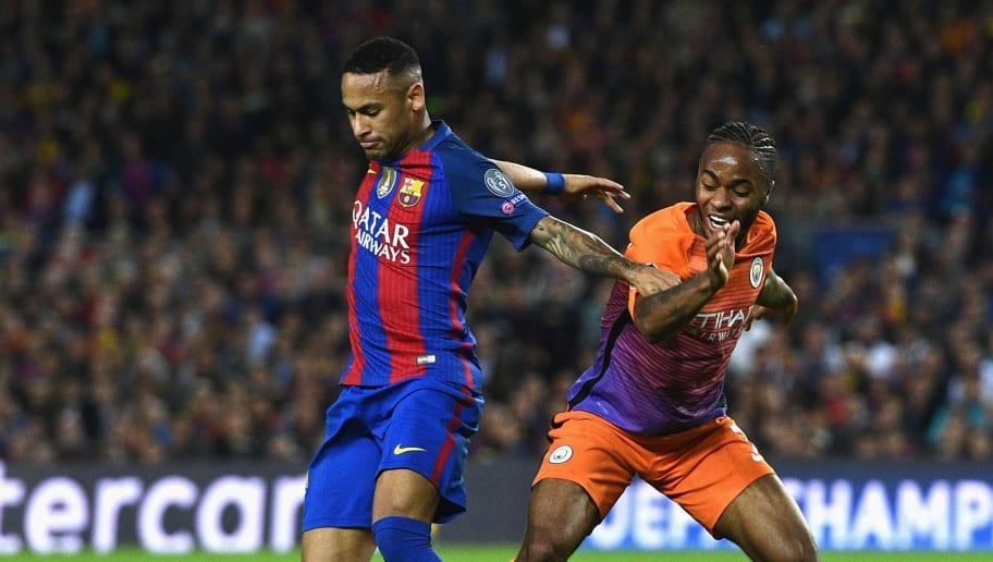 Neymar,Raheem Sterling