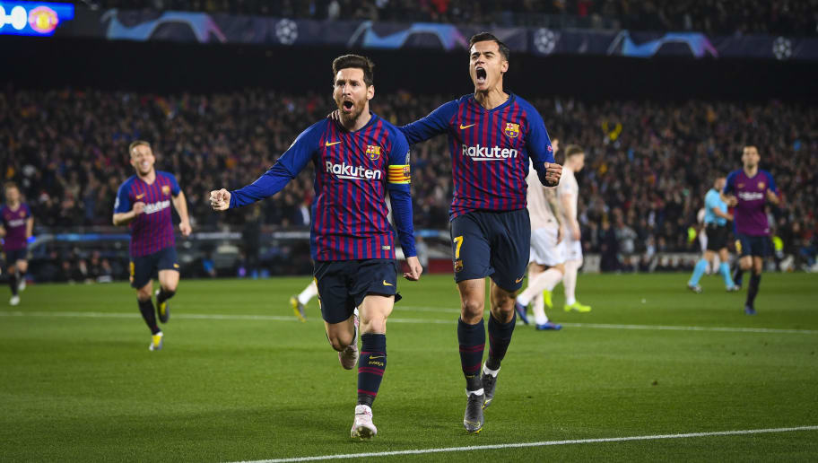 Lionel Messi,Philippe Coutinho