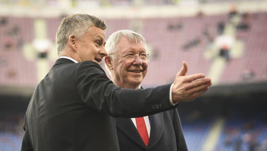Sir Alex Ferguson,Ole Gunnar Solskjaer