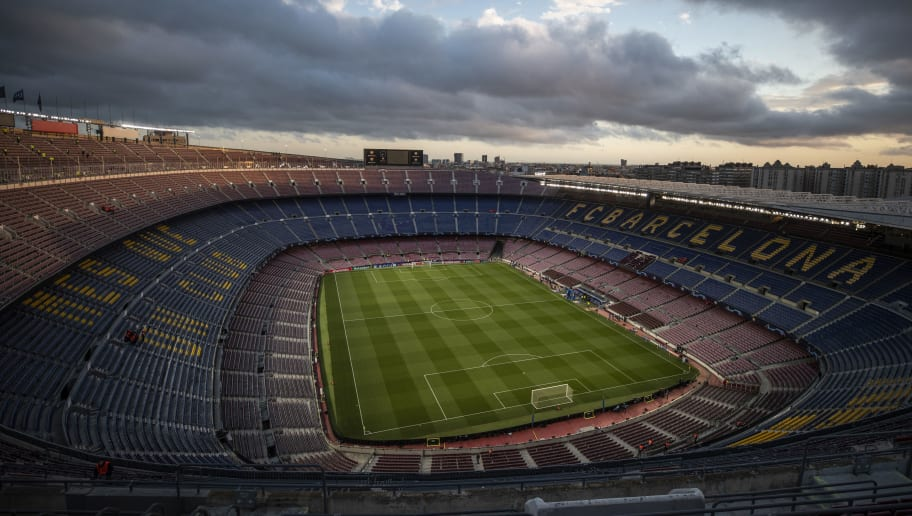 f81dedef89d FC Barcelona v Olympique Lyonnais - UEFA Champions League Round of 16   Second Leg