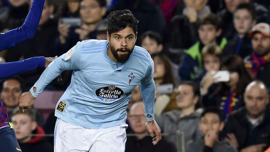 Nestor Araujo,Lionel Messi