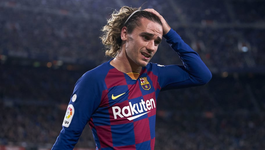 Antoine Griezmann Hints at Struggles in Settling at New Club Barcelona