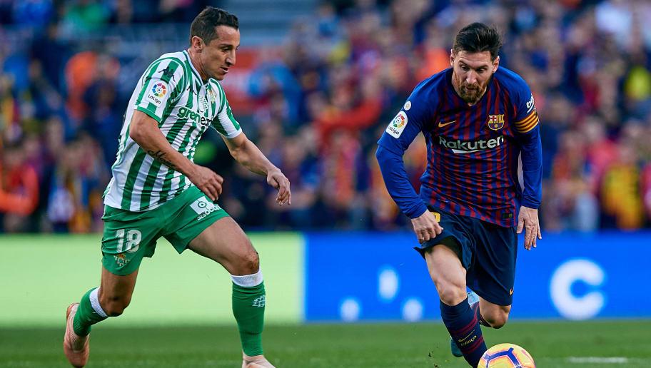 Leo Messi,Andres Guardado