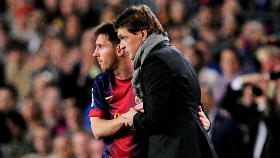 How Tito Vilanova Convinced Lionel Messi to Stay at Barcelona Just 6