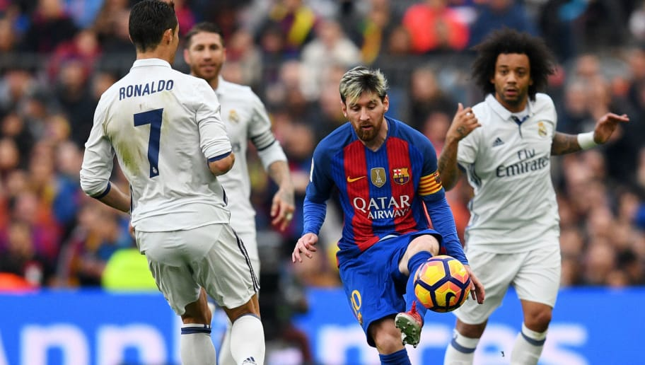 0b970b9bb64ef Picking a Combined XI of Barcelona and Real Madrid Stars Ahead of Sunday s  Clasico