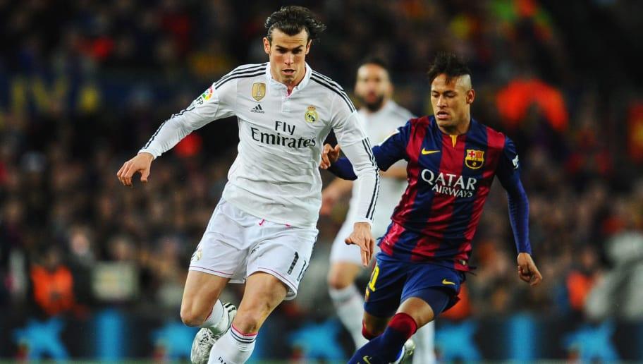 Gareth Bale,Neymar