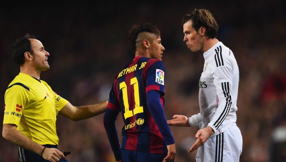Antonio Miguel Mateu Lahoz,Neymar,Gareth Bale