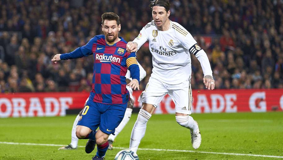 Lionel Messi,Sergio Ramos