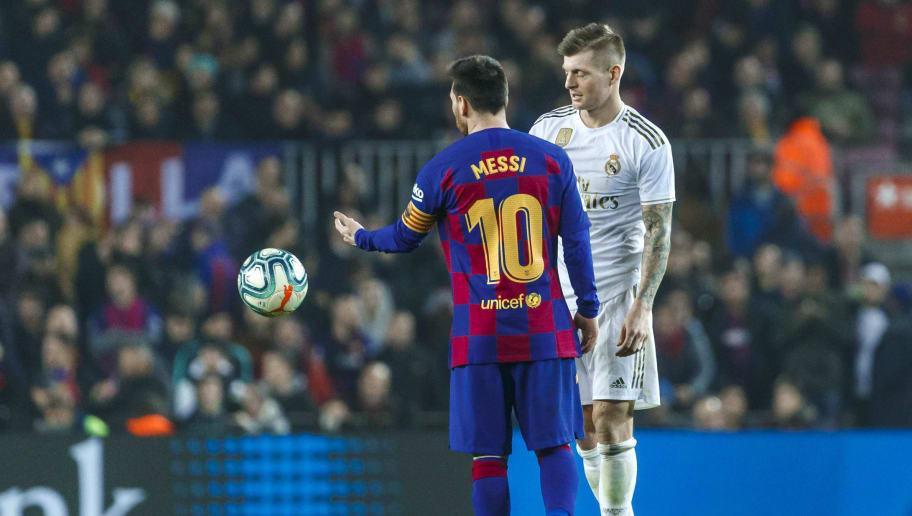 Lionel Messi,Toni Kroos