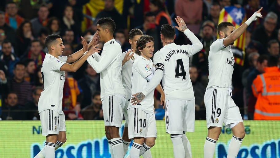 62ae502cb76 Barcelona 1-1 Real Madrid  Report
