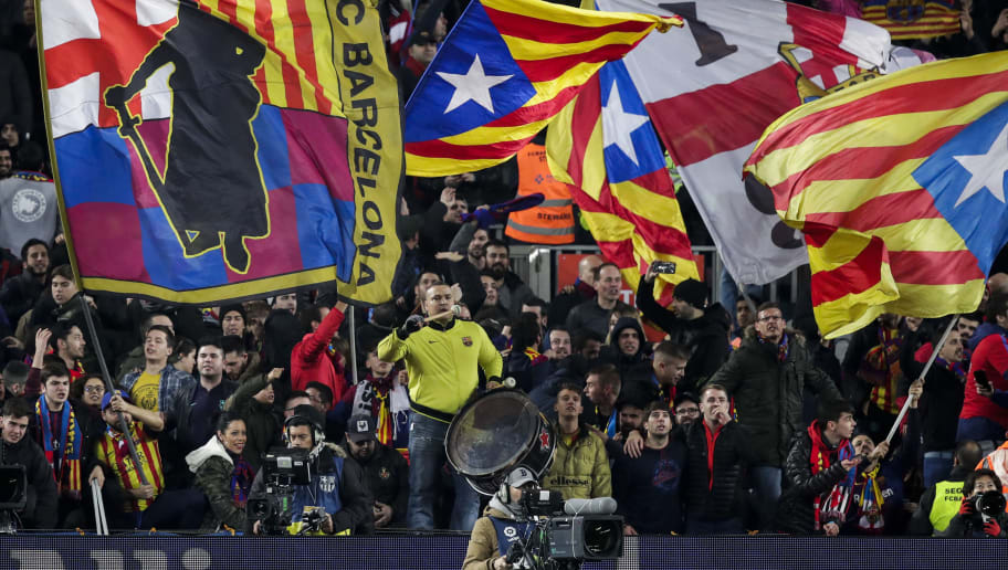 FC Barcelona v Real Madrid - Spanish Copa del Rey