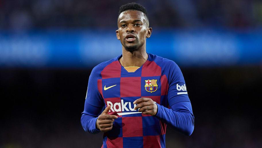 Nélson Semedo 'Open' to Leaving Barcelona as Manchester City ...