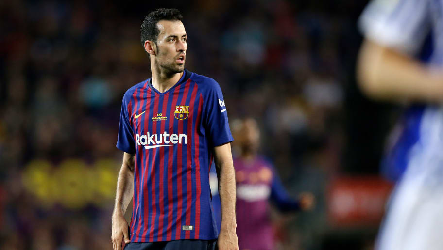 34601844122a Barcelona Midfield Veteran Sergio Busquets Close to Agreeing Contract  Extension