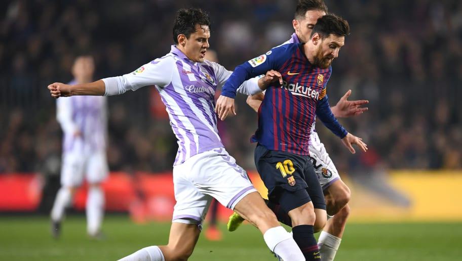 Enes Unal,Michel,Lionel Messi