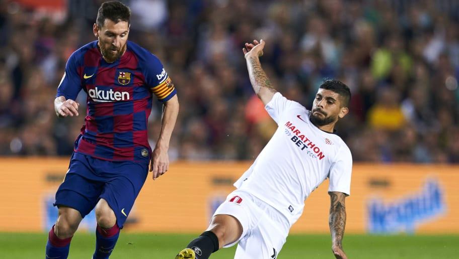 Lionel Messi,Ever Maximiliano Banega