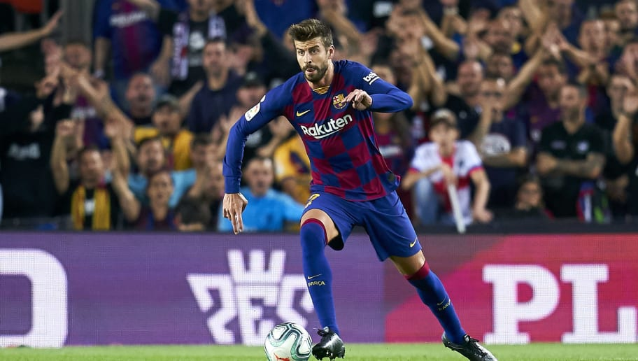 Gerard Pique Recently Questioned by Police After Parking His Car in the Middle of a Zebra Crossing