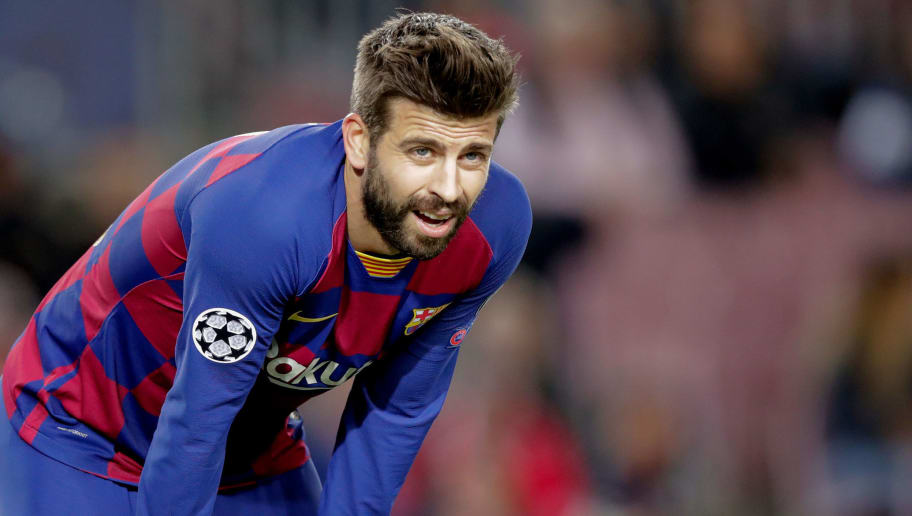 Barcelona Defender Gerard Pique Reveals Why He Sleeps 'Barely 4 or 5 Hours' a Night