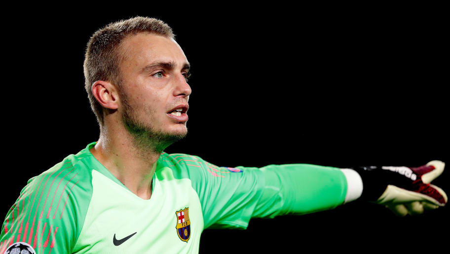 6f749da53 Barcelona Unwilling to Lower Asking Price for Jasper Cillessen Amid Transfer  Rumours