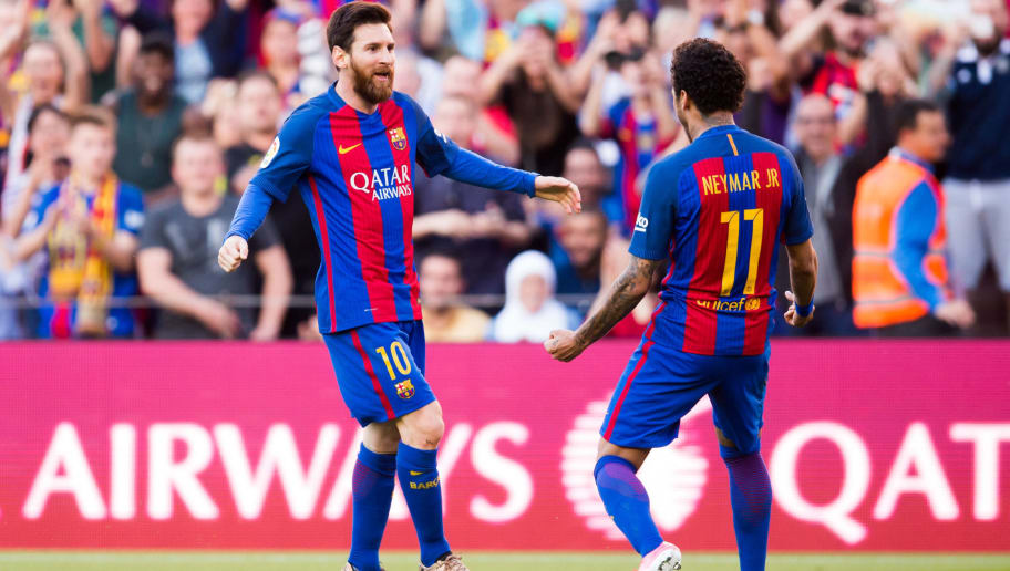 Lionel Messi,Neymar Santos Jr