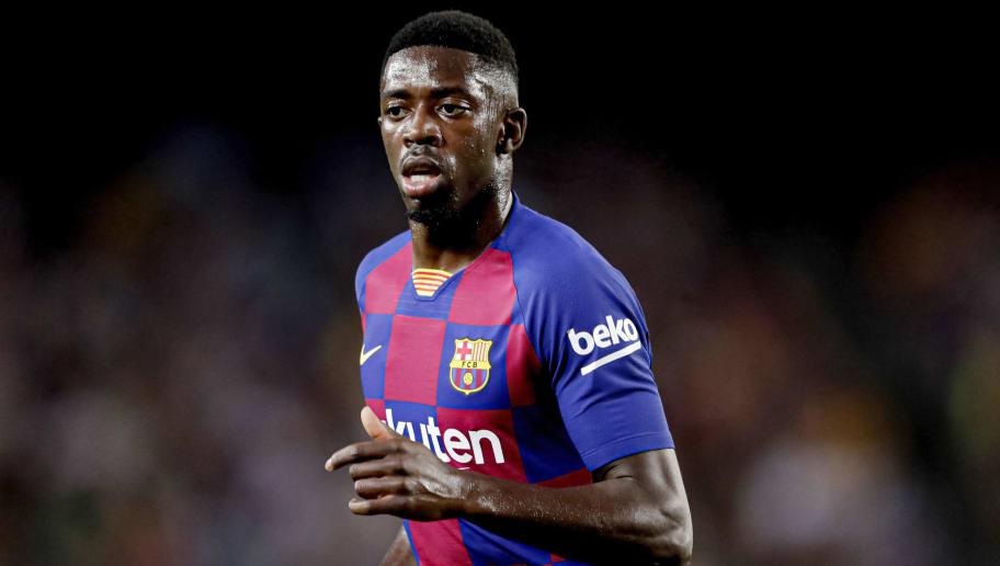 Barcelona: Ousmane Dembele fällt mit muskulären Problemen aus