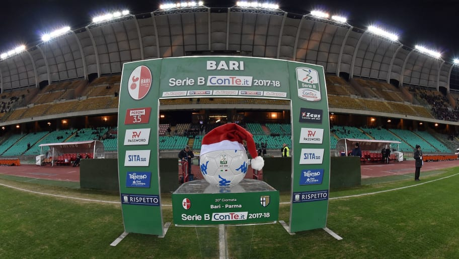 BARI, ITALY - DECEMBER 21:  General view of Stadio San Nicola prior the Serie B match between FC Bari and Parma Calcio at Stadio San Nicola on December 21, 2017 in Bari, Italy.  (Photo by Giuseppe Bellini/Getty Images)