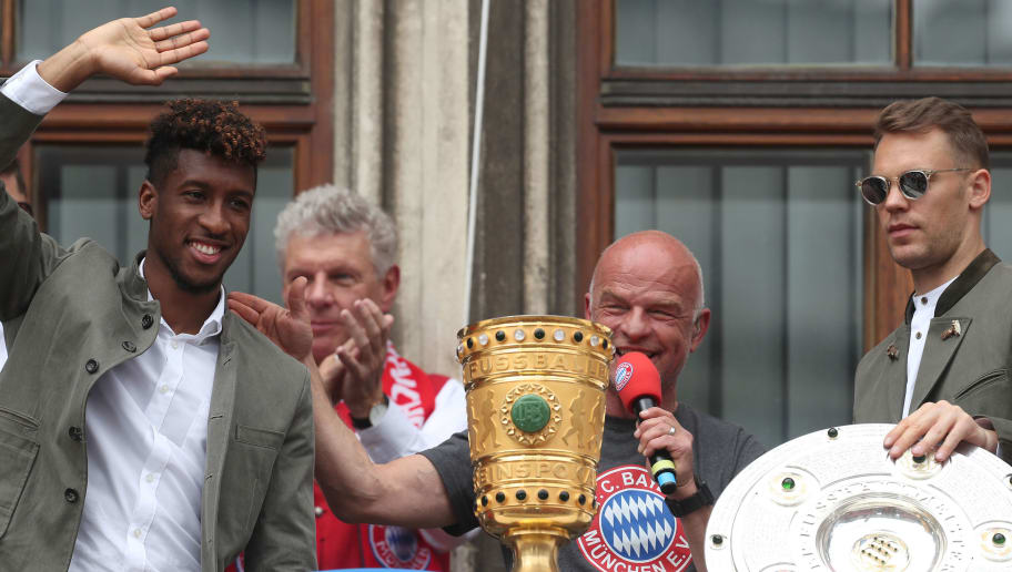 Kingsley Coman,Manuel Neuer