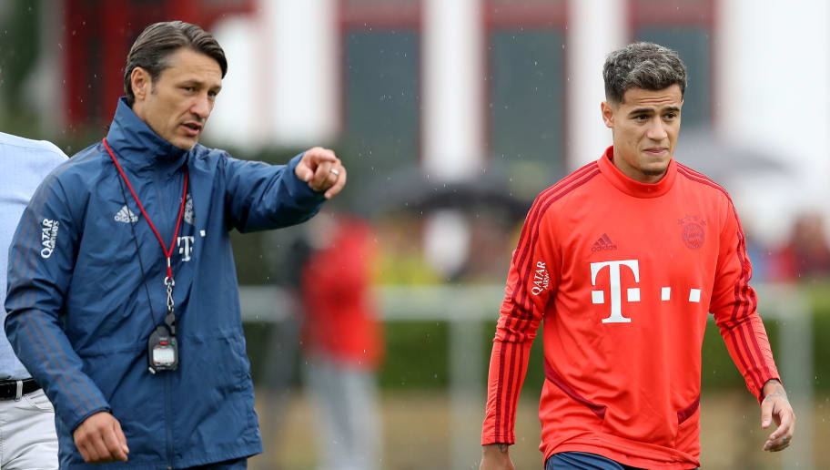 'Philippe Coutinho Brings Another Dimension to Our Game,' Claims Bayern Munich Boss Niko Kovac
