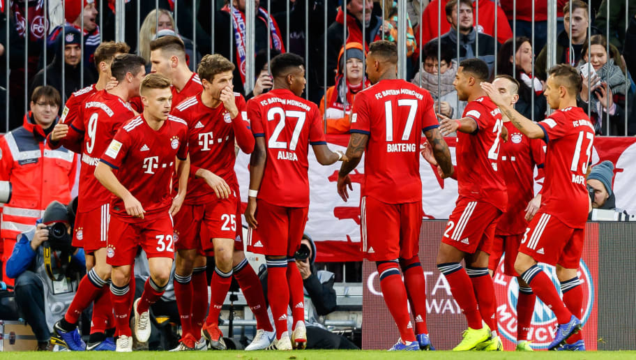 Picking The Best Potential Bayern Munich Lineup To Face