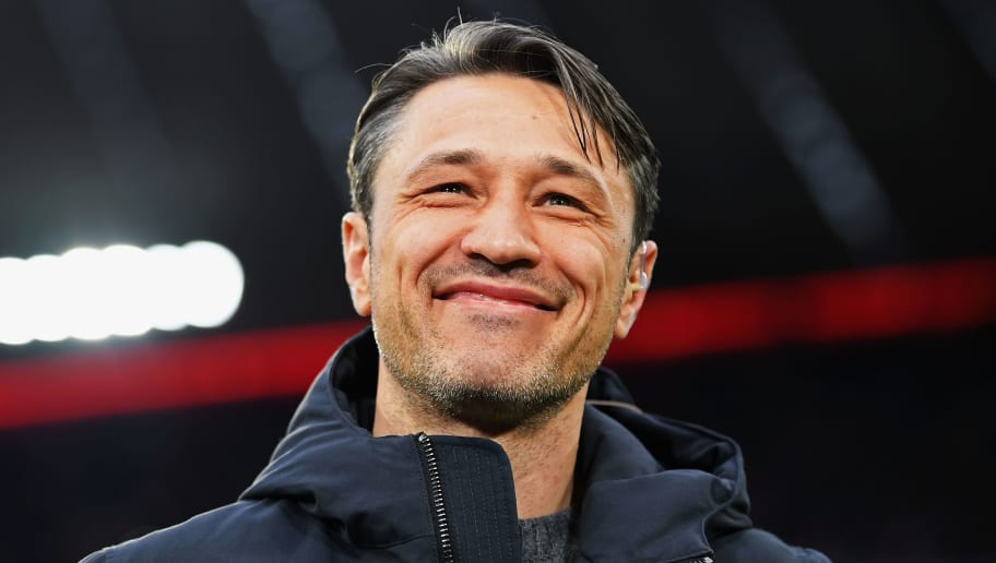 Niko Kovac Responds With Irritation to Question on His Future After Bayern Smash Mainz
