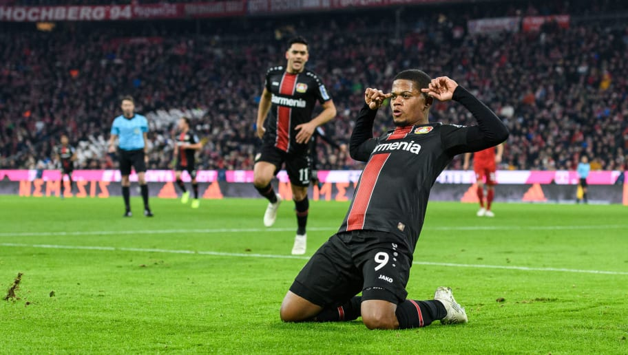 Bayern Munich 1-2 Bayer Leverkusen: Report, Ratings & Reaction as ...